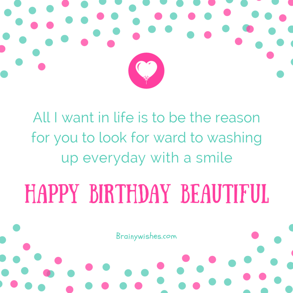 Happy Birthday Letter To My Girlfriend from brainywishes.com